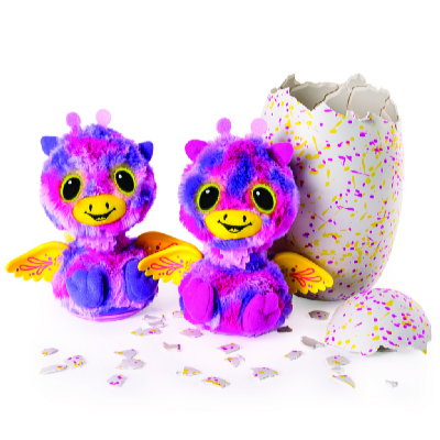 Spin Master Hatchimals Surprise dvojčata žirafky